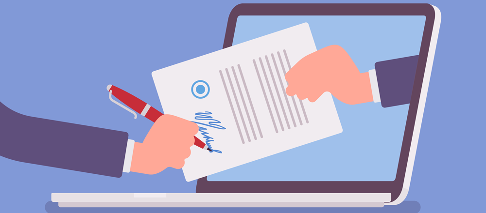 Online Contract Management 101