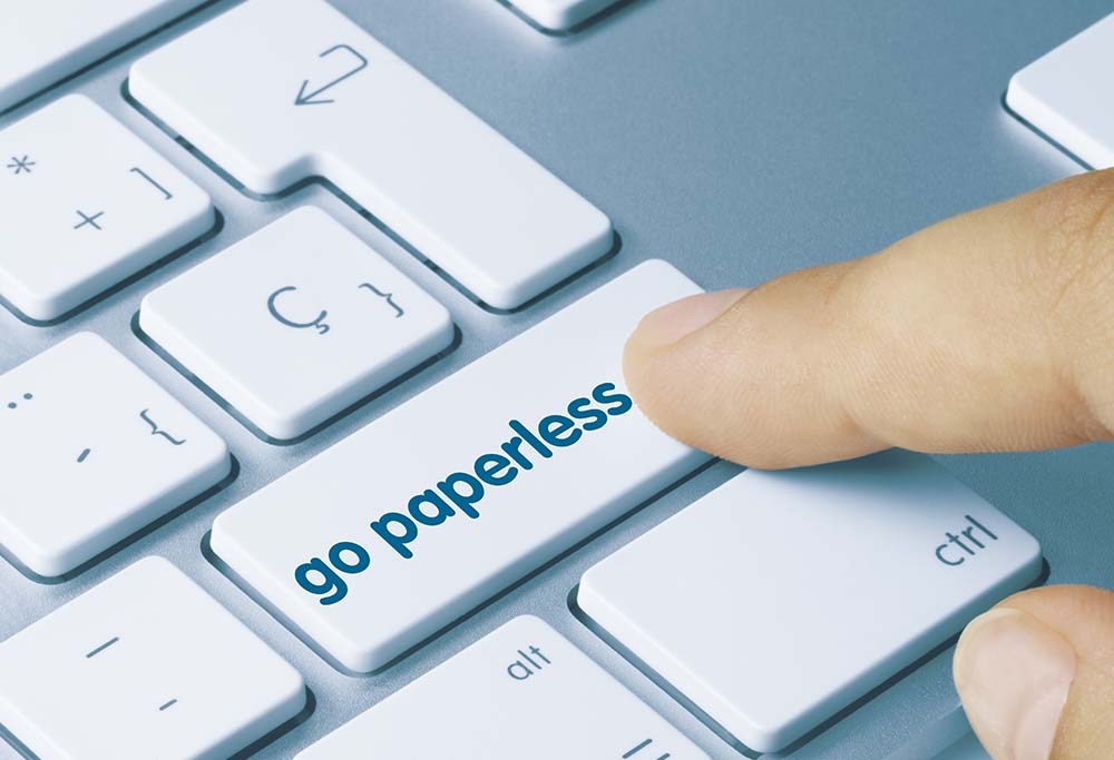The Paperless Playbook