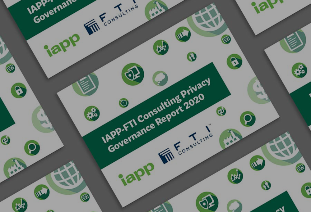 The IAPP Annual Privacy Governance Report 2020