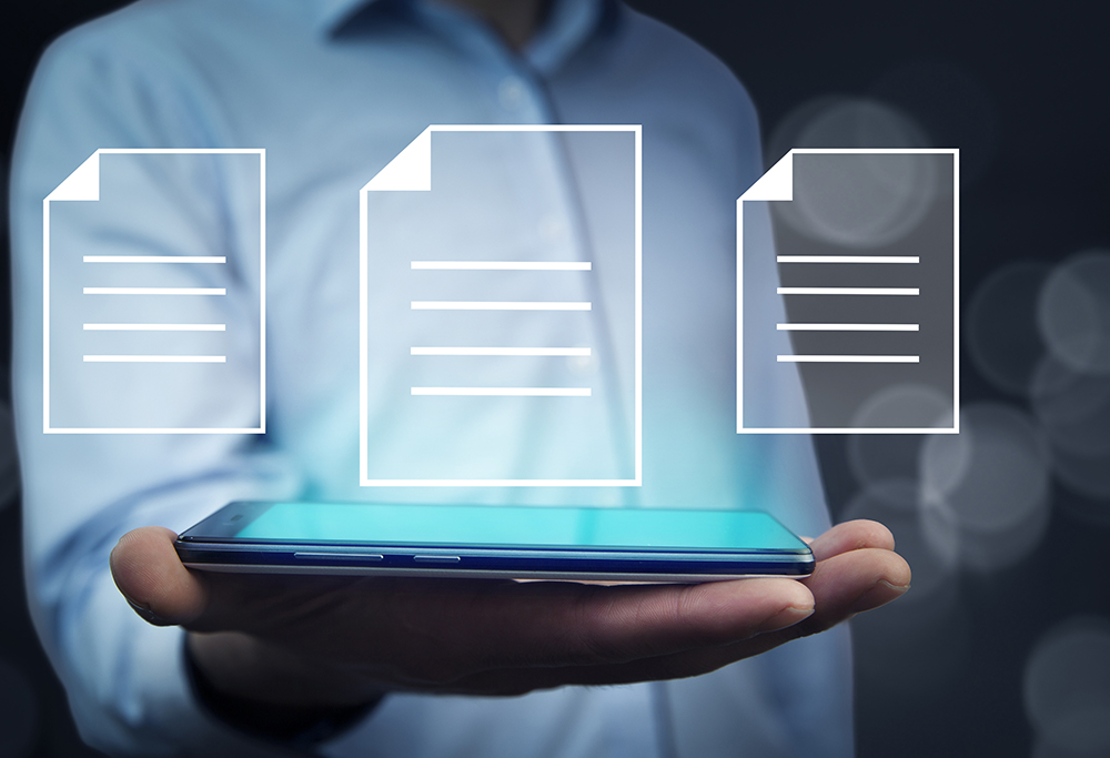 Secure Your Advantage with Document Management in the Cloud