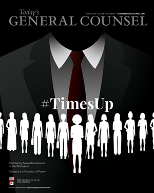 Todays General Counsel Winter 2020