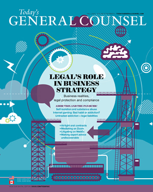Todays General Counsel Fall 2020